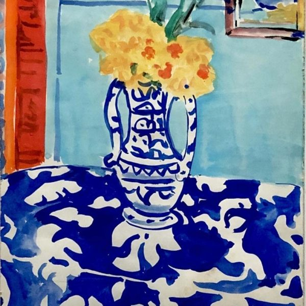 Dufy inspired